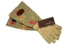 My kind of gardening gloves!