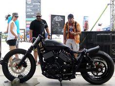 Harley Davidson Street 750 swingarm custom
