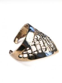 POINTED CUFF | BRONZE |  ARTIFACTS |  JEWELLERY | NOT JUST A LABEL