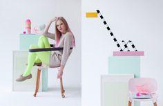 Fluorescent Meets Pastel | Trendland: Fashion Blog & Trend Magazine