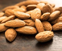 Sugar-Free Cinnamon Almonds
