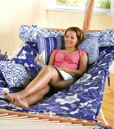 Hammock Pillow Cover