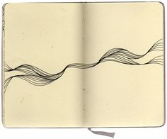 Stephanie Kubo sketchbook line