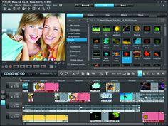 Completo laboratorio para montaje de vídeo con Magix Video