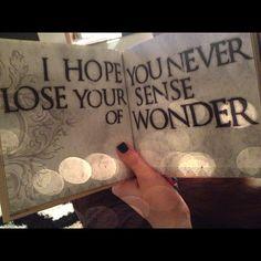 Wonder!!