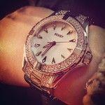 Love love love my new watch from Ollie!!!emoji #birthday #16th #seksy #sparkle #boyfriend