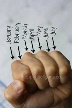math, augdec, rememb, fun stuff, preschool idea, month caland, educ, trick, kid stuff