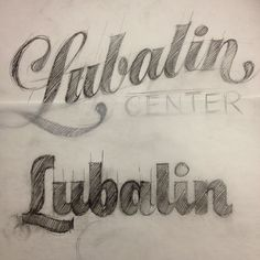 Lettering by typelettering
