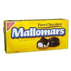 Mallomars Cookie Pure Chocolate