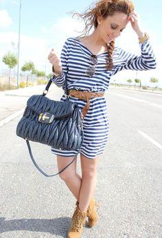 Look Marinero  , H in Dresses, Miu Miu in Bags