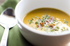 sweet potato bacon_soup