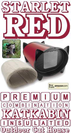 Premium Combination KatKabin DezRez – Starlet Red - The KatKabin ...