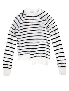 A.L.C. Ainsley Sweater ... More stripe action