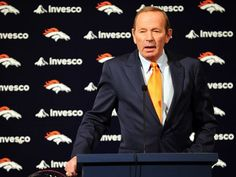 Long-time Denver Broncos owner Pat Bowlen has just retired, shares Alzheimer's diagnosis. This is sad for Denver and everyone who knows Pat.