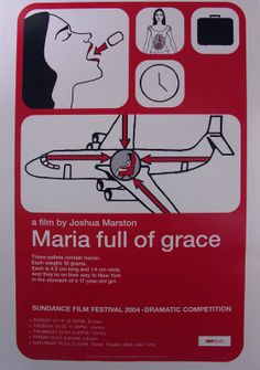"""Maria Full of Grace,"" directed by Joshua Marston played #Sundance 2004"