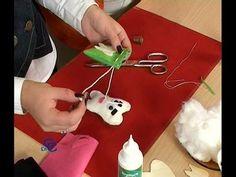 Como hacer una bolsita para el diente del niño