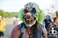 Gallery - Gathering of the Juggalos 2012