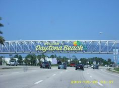 Florida - Daytona Beach - This is an obvious must for me. I've been before, but want to go for longer...