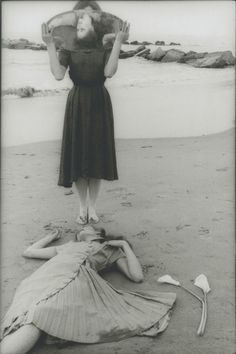 Photographed by Francesca Woodman