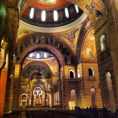 Cathedral Basilica - St. Louis, MO