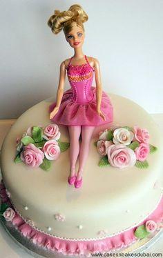 Google Image Result for http://www.cakesnbakesdubai.com/wp-content/gallery/barbie_ballerina/barbi_ballerina01.jpg