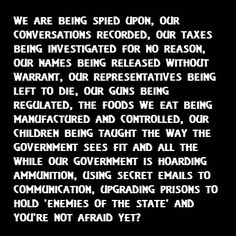 WAKE UP AMERICA !