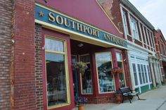 Southport NC! Great little shops here.
