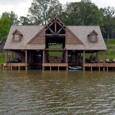 Docks decks by allprorealtors on pinterest boat dock for Pond pier designs