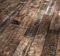 Enlarge this one. What a floor!
