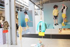 CIFF KIDS has partnered with the renowned French/Australian children's fashion magazine, papier mache, for their Spring-Summer 2015 campaign. More on ShowStyleKids.com