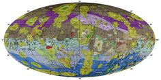 Geologic map of the