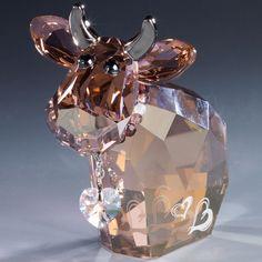 swarovski crystal, swarovski charm, crystal anim