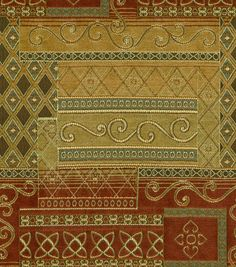 Upholstery Fabric-Richloom Flagship Sunset