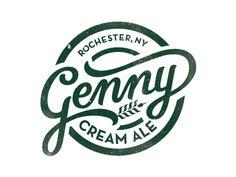 Genny Cream Ale by Brendan Prince