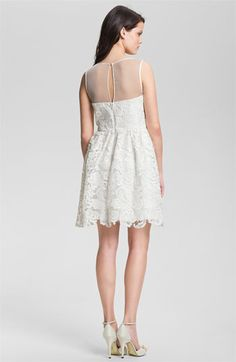 perfect dress for a rehearsal dinner!