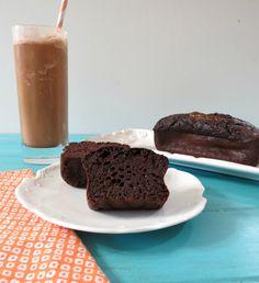 Cinnamon Chip Bread - The healthy version of a Starbucks recipe!