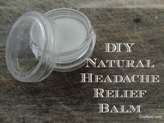 Headache Relief Pots — craftbits.com