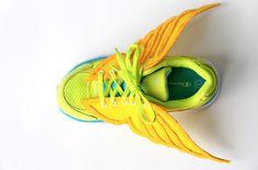 Super Hero Sneaker Wings