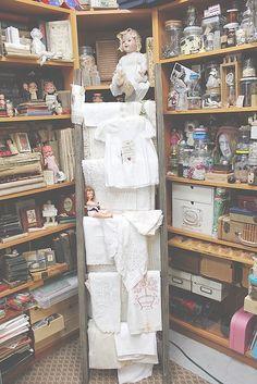 dolls & linens