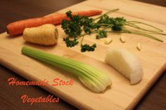 Easy, Tasty, Nourishing Chicken Stock. SOOOO much better than store-bought and it's so simple!!!