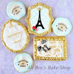Ali Bee's Bake Shop: Oh La La! Paris!!