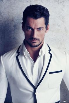 David Gandy for GQ Taiwan 2014
