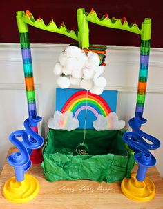 Leprechaun Trap #StPatricksDay