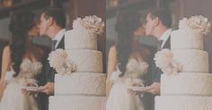 wedding cakes, thompson hotel