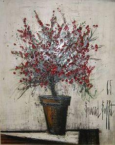 """Azalia"" by Bernard Buffet"