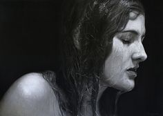 Wow! Amazingly Realistic Line Drawing