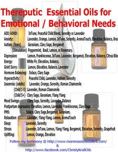 doTERRA Therapeutic Essential oil usage for emotional and behavioral needs Autism, ADD/ADHD, Anxiety, Depression, Sleep issues, etc.  http://www.mommasnotsosilent.com/2013/07/my-experience-with-essential-oils.html