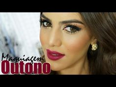 ▶ Maquiagem Outono 2014 - YouTube