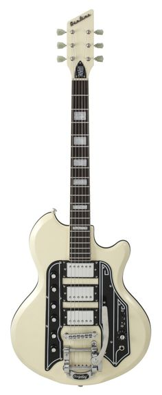 Eastwood Town & Country Cream Electric Guitar