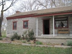 Fielding Garr Ranch, the oldest anglo building still standing on its original foundation in Utah